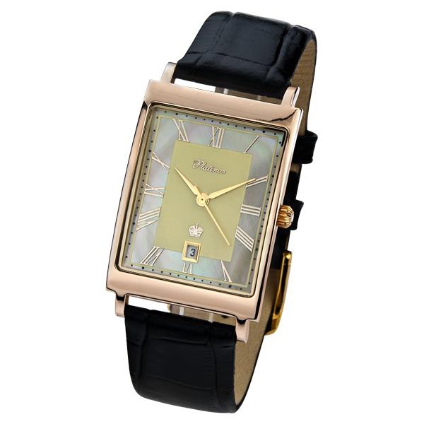 Мужские золотые часы «Кредо 2» Арт.: 54350-1.407