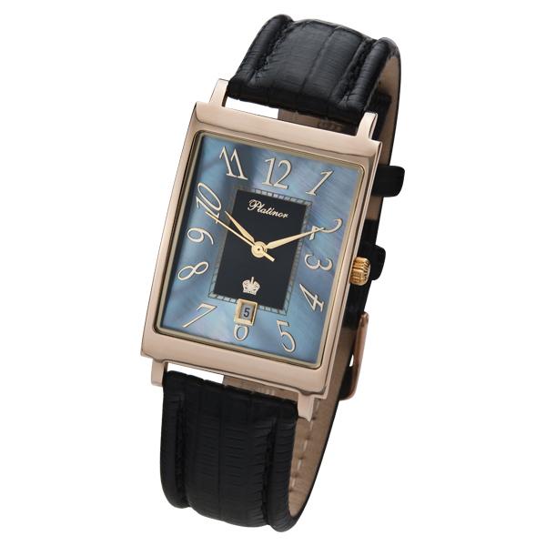 Мужские золотые часы «Кредо 2» Арт.: 54350-1.807
