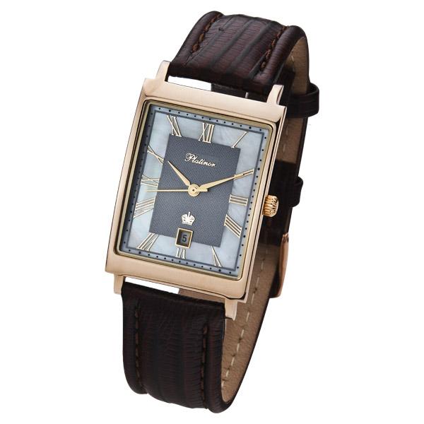 Мужские золотые часы «Кредо 2» Арт.: 54350-1.817
