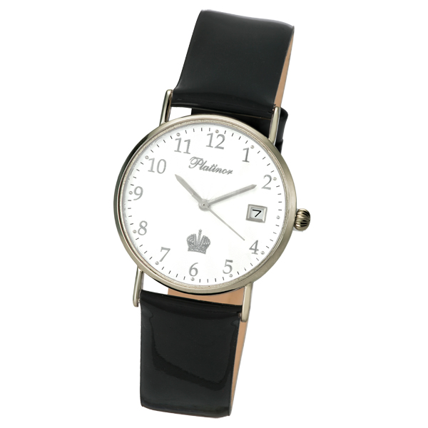 Мужские серебряные часы «Горизонт» Арт.: 54500.105