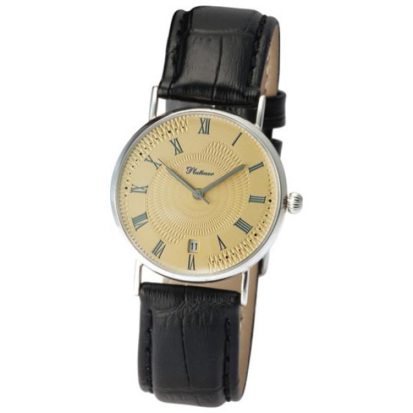 Мужские серебряные часы «Горизонт» Арт.: 54500.418