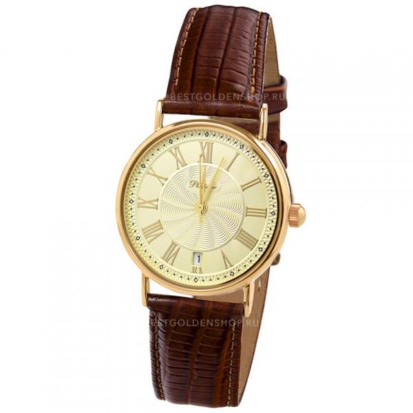 Мужские золотые часы «Горизонт» Арт.: 54530.420