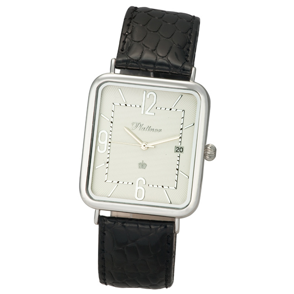 Мужские серебряные часы «Атлант» Арт.: 54600.210