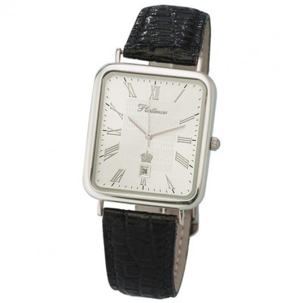 Мужские серебряные часы «Атлант» Арт.: 54600.221