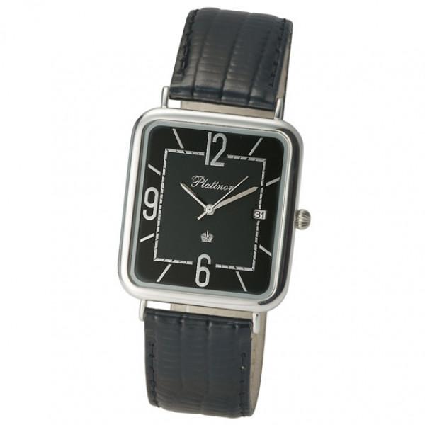 Мужские серебряные часы «Атлант» Арт.: 54600.510