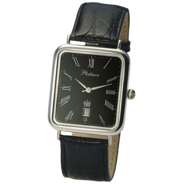 Мужские серебряные часы «Атлант» Арт.: 54600.515