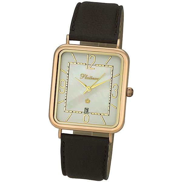 Мужские золотые часы «Атлант» Арт.: 54650.307