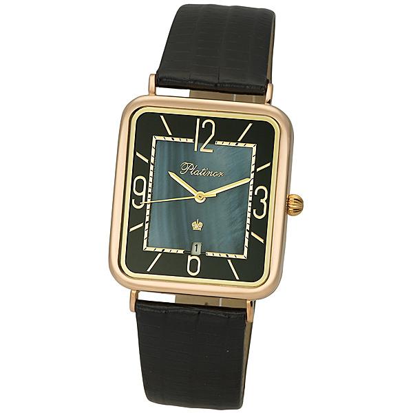Мужские золотые часы «Атлант» Арт.: 54650.507
