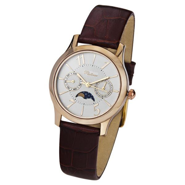 Мужские золотые часы «Форум» Арт.: 54850-1.212