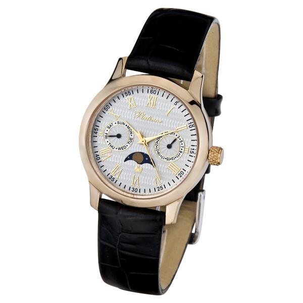 Мужские золотые часы «Форум» Арт.: 54850-1.221