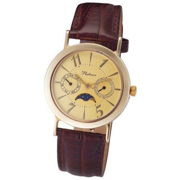 Мужские золотые часы «Форум» Арт.: 54850.412