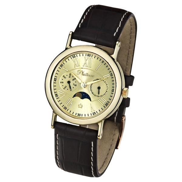 Мужские золотые часы «Форум» Арт.: 54860.417
