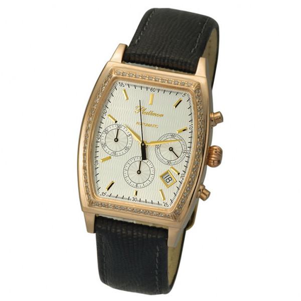 Мужские золотые часы «Штурман» Арт.: 55551С.104