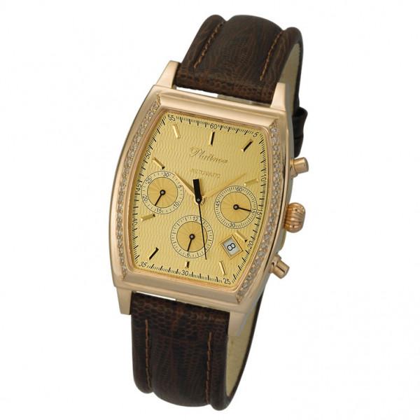Мужские золотые часы «Штурман» Арт.: 55551АС.404