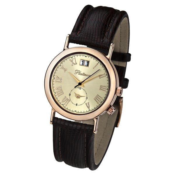 Мужские золотые часы «Шанс» Арт.: 55850.415