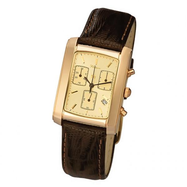 Мужские золотые часы «Эстет» Арт.: 56350.403
