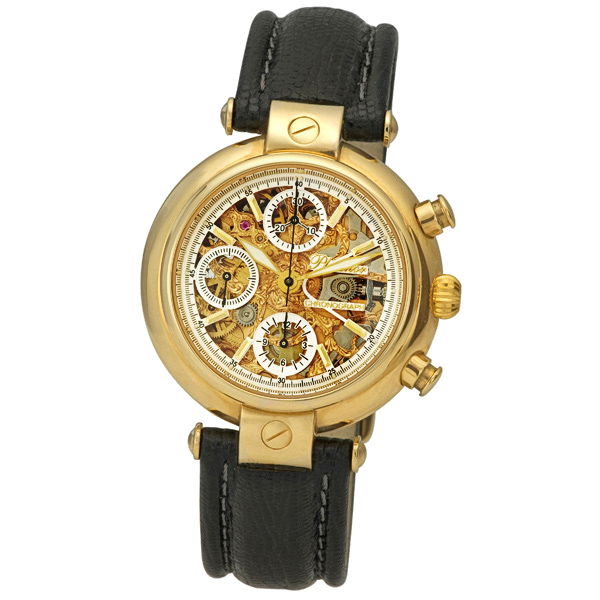 Мужские золотые часы «Адмирал» Арт.: 57010СД.155