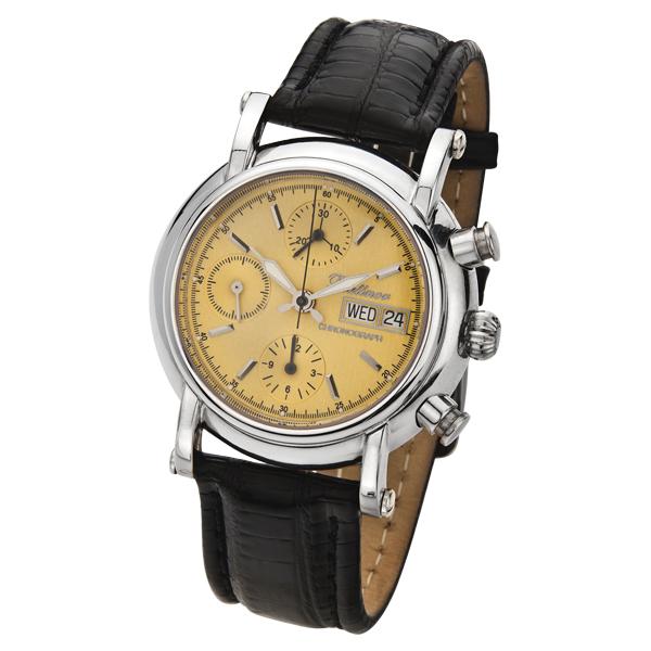 Мужские серебряные часы «Адмирал-2» Арт.: 57100С.403
