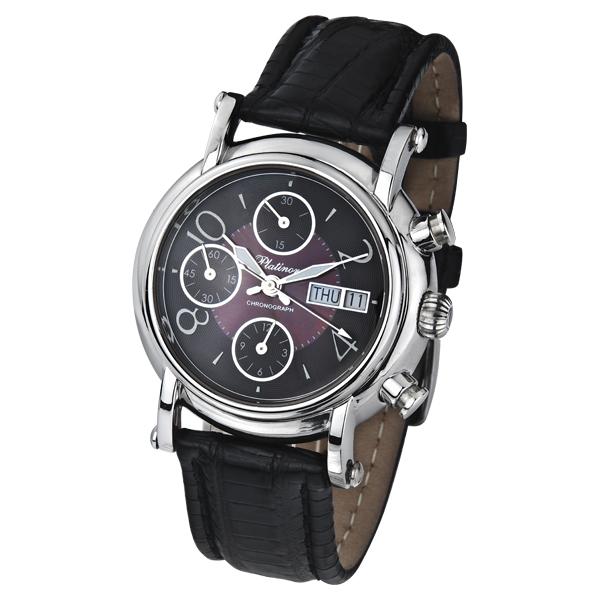 Мужские серебряные часы «Адмирал-2» Арт.: 57100С.806