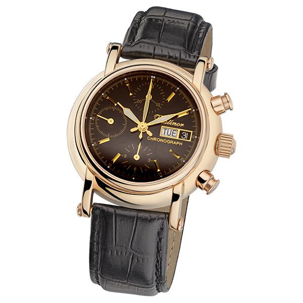 Мужские золотые часы «Адмирал-2» Арт.: 57150С.703
