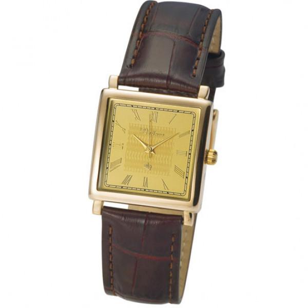 Мужские золотые часы «Топаз» Арт.: 57550.421