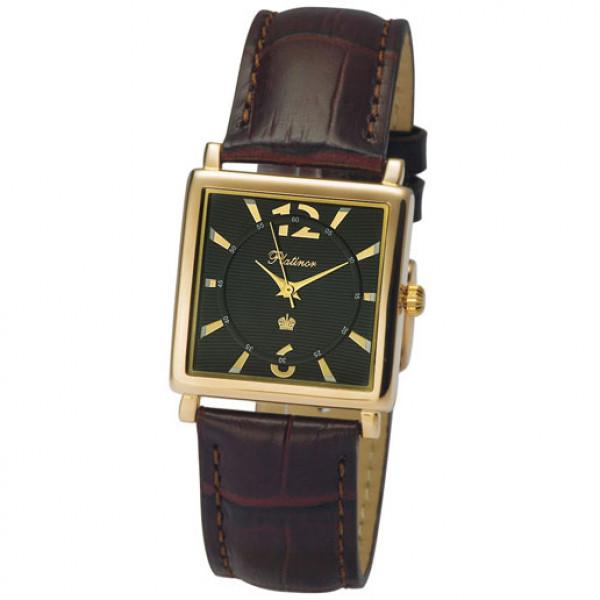 Мужские золотые часы «Топаз» Арт.: 57550.510