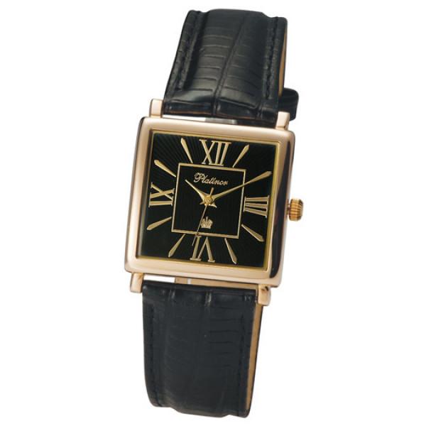 Мужские золотые часы «Топаз» Арт.: 57550.520