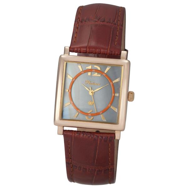 Мужские золотые часы «Топаз» Арт.: 57550.610
