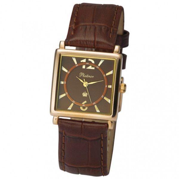 Мужские золотые часы «Топаз» Арт.: 57550.710