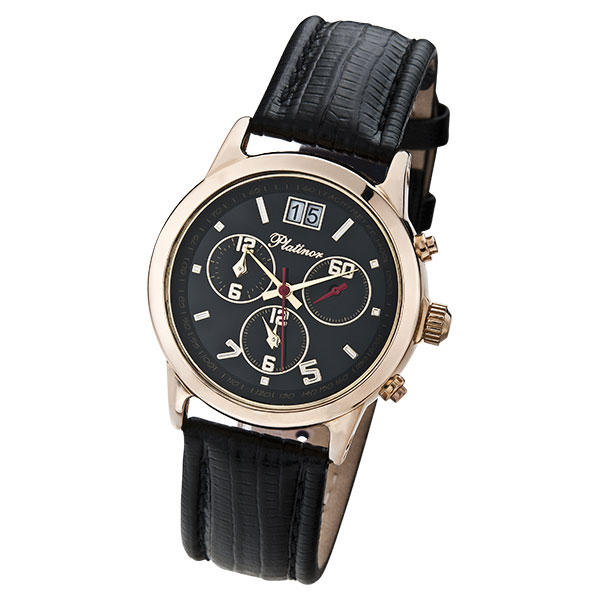 Мужские золотые часы «Сальвадор» Арт.: 58450.506