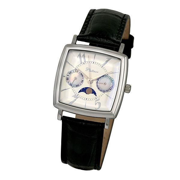 Мужские серебряные часы «Бриз» Арт.: 58500.312
