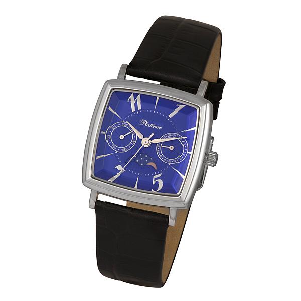 Мужские серебряные часы «Бриз» Арт.: 58500.612