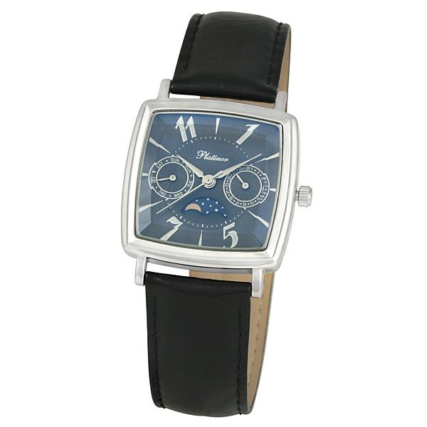 Мужские серебряные часы «Бриз» Арт.: 58500.812