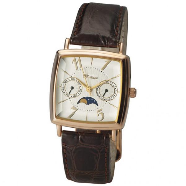 Мужские золотые часы «Бриз» Арт.: 58550.112