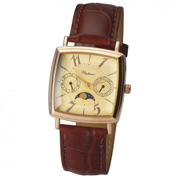 Мужские золотые часы «Бриз» Арт.: 58550.412