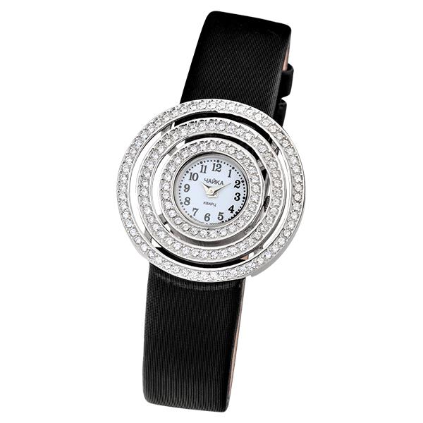 Женские серебряные часы «Клара» Арт.: 15006.105