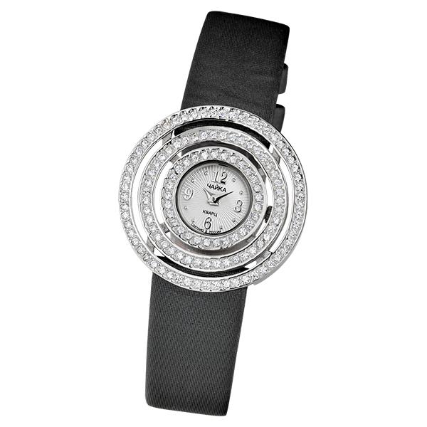 Женские серебряные часы «Клара» Арт.: 15006.212