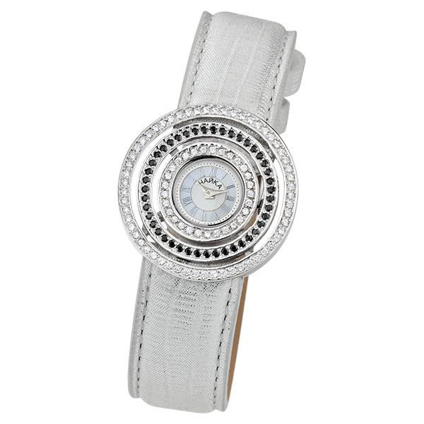 Женские серебряные часы «Клара» Арт.: 15006.223