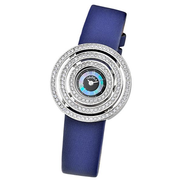 Женские серебряные часы «Клара» Арт.: 15006.518