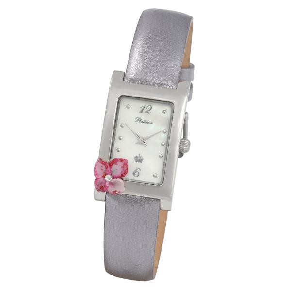 Женские серебряные часы «Камилла» Арт.: 200100РВ.306