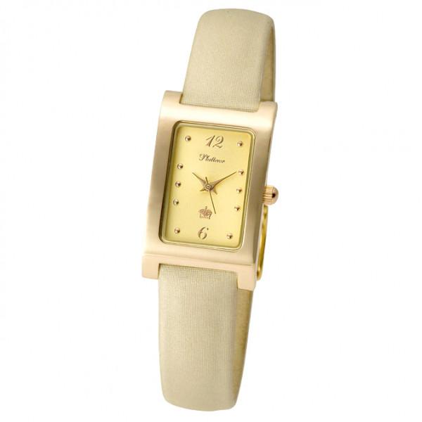Женские золотые часы «Камилла» Арт.: 200150.406