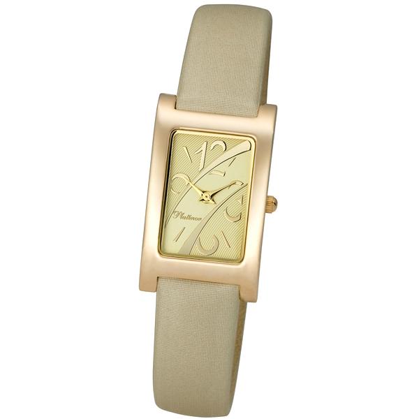 Женские золотые часы «Камилла» Арт.: 200150.428