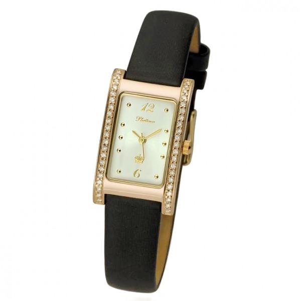 Женские золотые часы «Камилла» Арт.: 200151.206