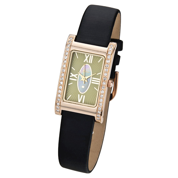 Женские золотые часы «Камилла» Арт.: 200151.417