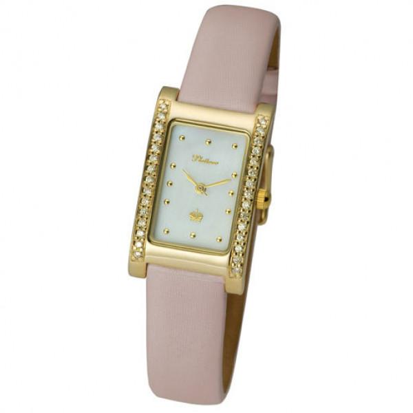 Женские золотые часы «Камилла» Арт.: 200161.301