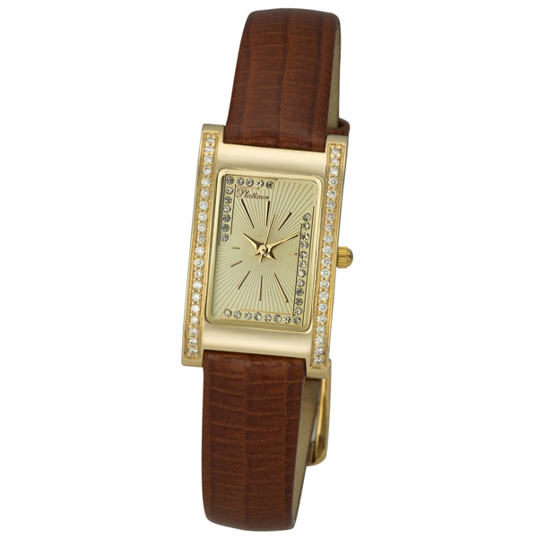 Женские золотые часы «Камилла» Арт.: 200161.424