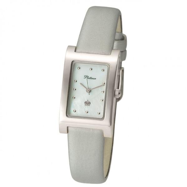 Женские часы из палладия «Камилла» Арт.: 200190.301