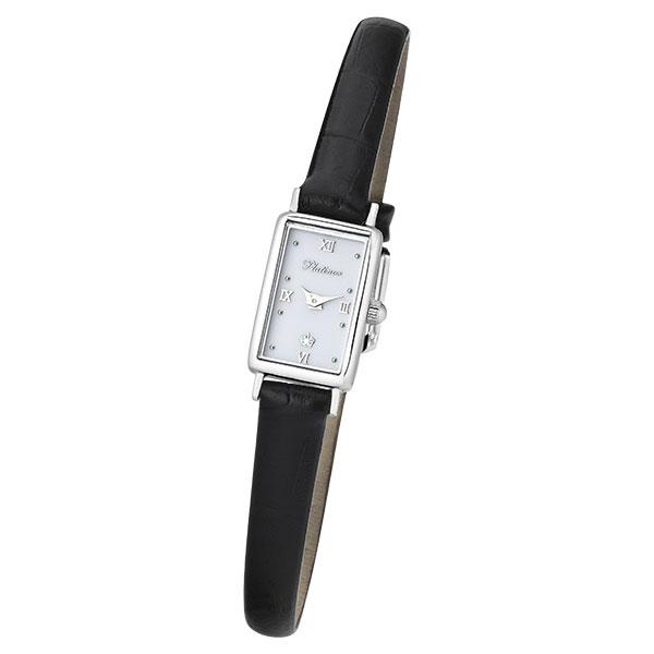 Женские серебряные часы «Валерия» Арт.: 200200.117