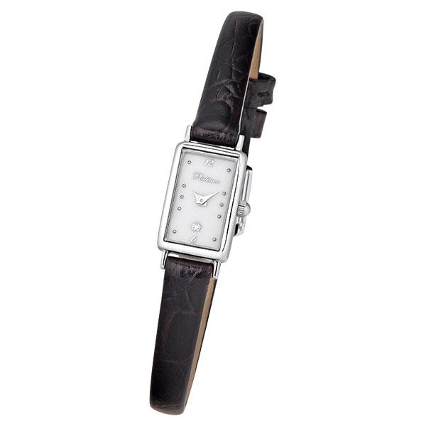 Женские серебряные часы «Валерия» Арт.: 200200.306