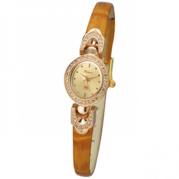 Женские золотые часы «Марго» Арт.: 200456.401
